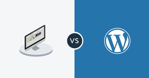 Kết nối Abit với WordPress