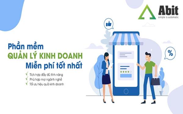 App quản lý bán hàng tốt và hiệu quả nhất