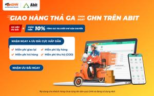 Hướng dẫn chi tiết cách kết nối giao hàng nhanh trên Abit