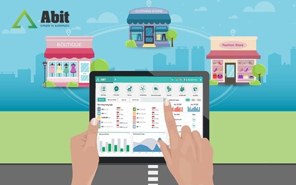 Phần mềm quản lý cửa hàng bán lẻ
