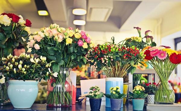 Khó khăn của chủ shop kinh doanh cửa hàng hoa - lưu niệm