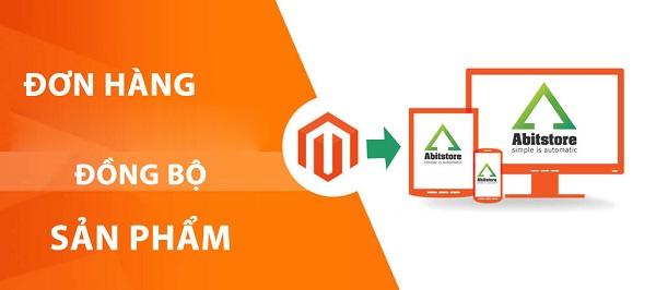 Phần mềm quản lý đơn hàng từ web Magento