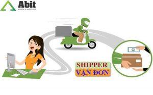 Giải pháp quản lý shipper và tiến trình vận đơn cho shop online