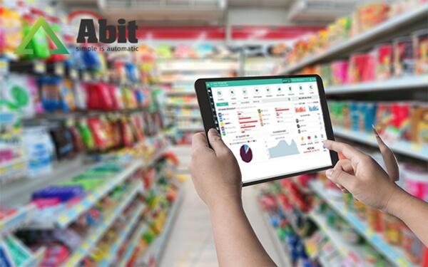 Sử dụng phần mềm quản lý bán hàng Abit