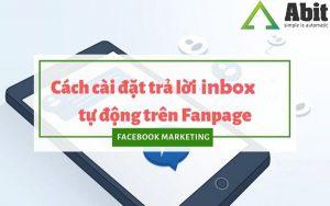 Cách tự trả lời tin nhắn trên facebook