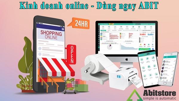 Phần mềm order tích hợp đa thiết bị, phù hợp nhiều mô hình online & offline