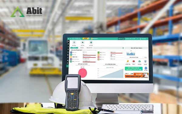 Quản lý hàng hoá bằng phần mềm giúp công việc được thuận lợi hơn