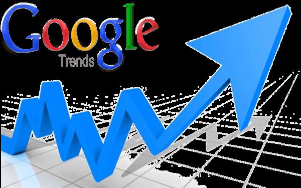 Công cụ khảo sát thị trường Google Trend