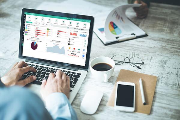 Phần mềm marketing Abit quản lý tương tác trên Facebook