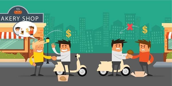 Quản lý thu hộ gặp nhiều khó khăn từ đơn vị giao hàng