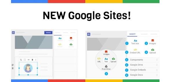 Lợi ích của tạo website bán hàng online bằng Google Site