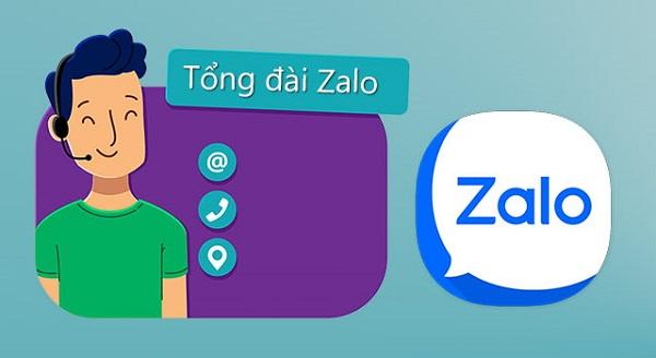 Nhờ sự hỗ trợ của tổng đài Zalo
