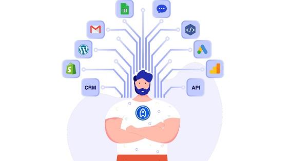 Chức năng của ladipage là gì? Kết nối linh hoạt với nhiều ứng dụng