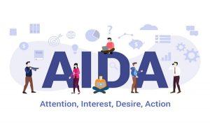 Mô hình AIDA là gì? Cao thủ truyền thông Marketing là đây!
