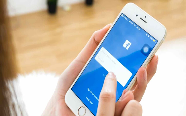Đăng nhập 2 tài khoản Facebook trên điện thoại