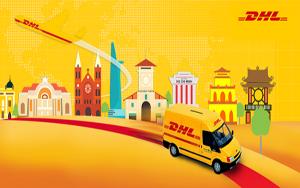 Cách gửi hàng qua DHL