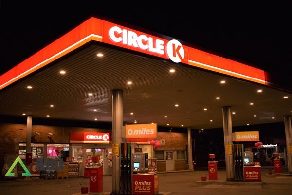 Mở cửa hàng tiện lợi circle k