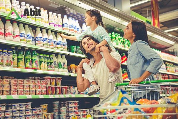 Mô hình cửa hàng tiện lợi phù hợp với người tiêu dùng bận rộn