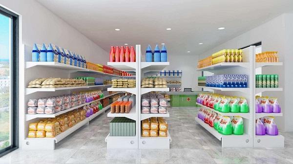 Mở tiệm tạp hóa sữa