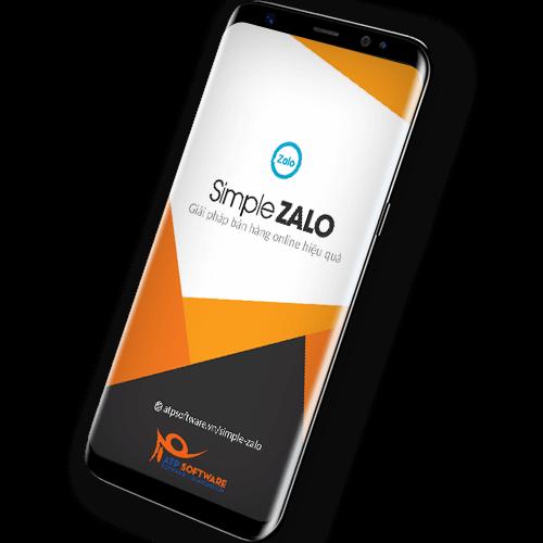 Simple Zalo hỗ trợ shop bán hàng hiệu quả
