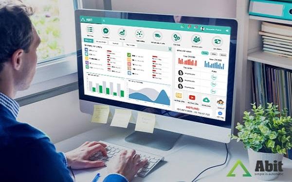Phần mềm quản lý đa kênh Abit