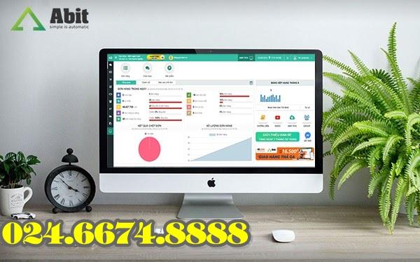 Sử dụng công cụ phần mềm bán hàng trong kinh doanh