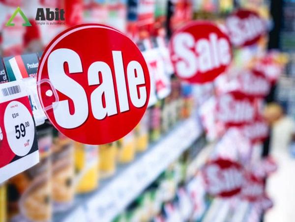 Đẩy hàng tồn với các chương trình sale