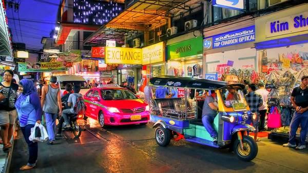 Kinh nghiệm đi đánh hàng mỹ phẩm ở Thái Lan