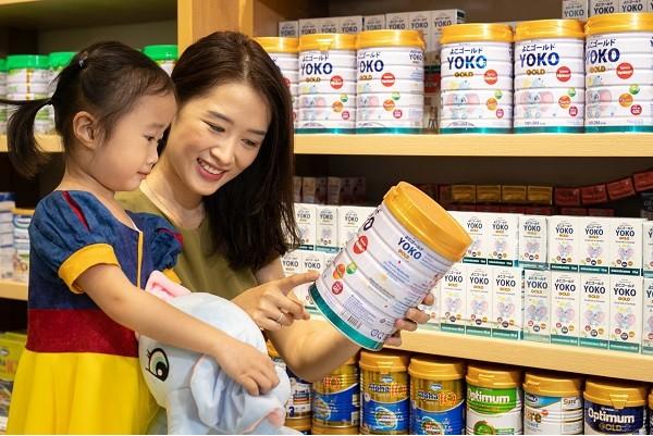 Đào tạo nhân viên làm việc tai cửa hàng mẹ và bé