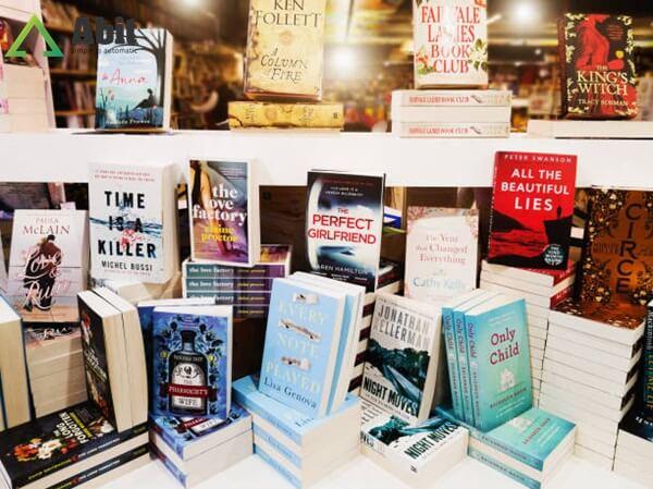 Kinh doanh nhà sách có lãi không?