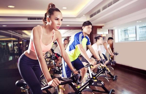Lựa chọn thiết bị kinh doanh phòng gym