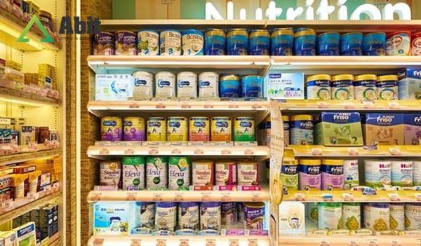 Nhập sữa giá sỉ - Xác định loại sữa bạn cần nhập hàng