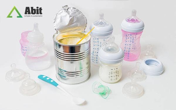 Kinh doanh thêm các dụng cụ pha sữa