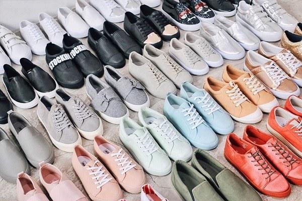 Cửa hàng sỉ giày dép