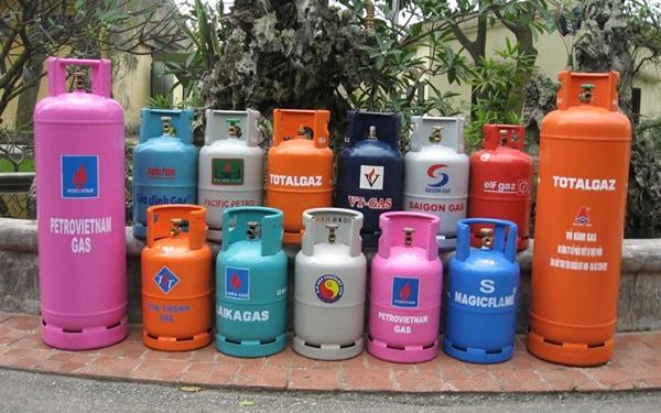 Lựa chọn thương hiệu gas
